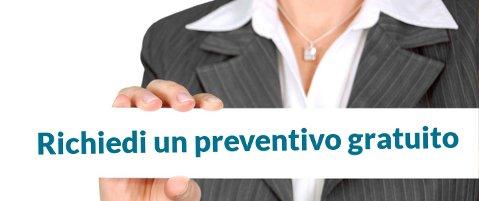 Preventivo realizzazione sito web